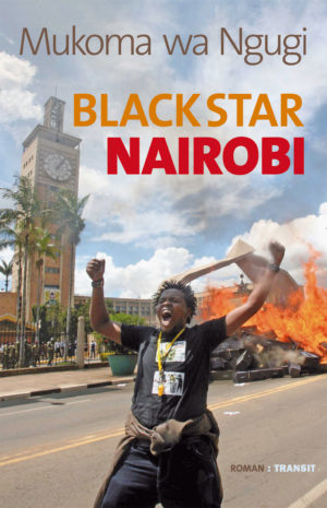 Coverabbildung Black Star Nairobi