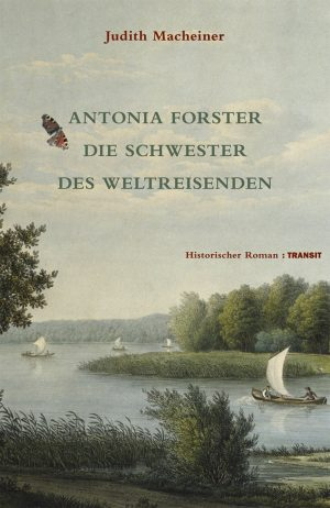 Cover Antonia Forster