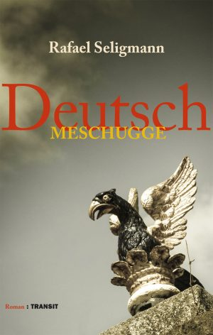 Cover Deutsch meschugge